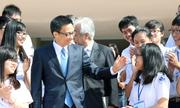Phó Thủ tướng Vũ Đức Đam: 'Không tự lập, sinh viên Việt sẽ tụt hậu'