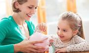 Bốn cách dạy trẻ về tiền bạc