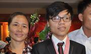 'Cậu bé ốm yếu' giành giải vàng Olympic châu Á
